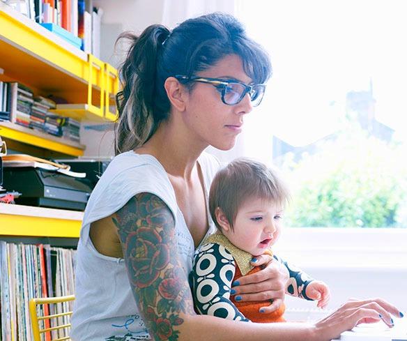 Working Mama - HireZUU
