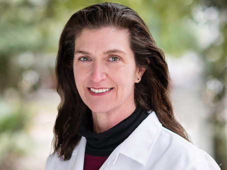 Getting To Know Dr. Catherine Sargent