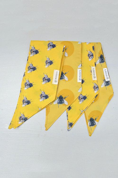 bee skinny scarf
