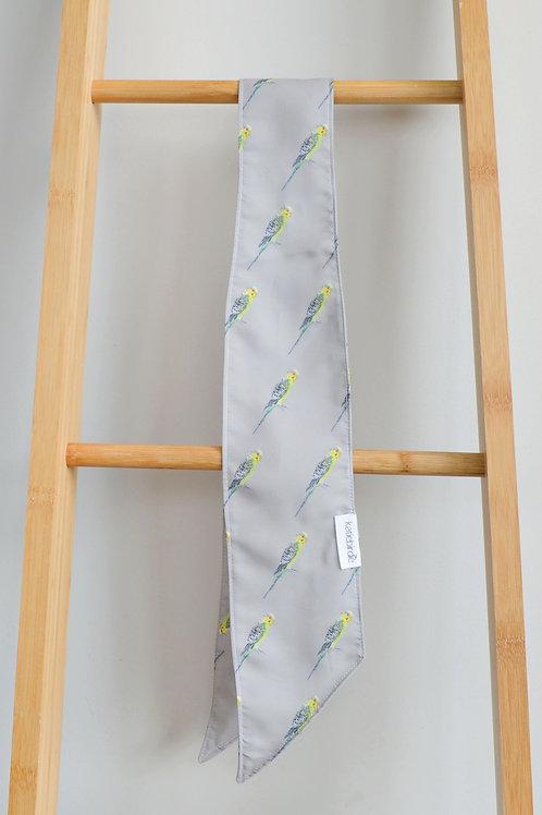 budgie skinny scarf