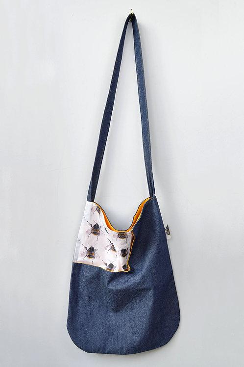 bee messenger bag