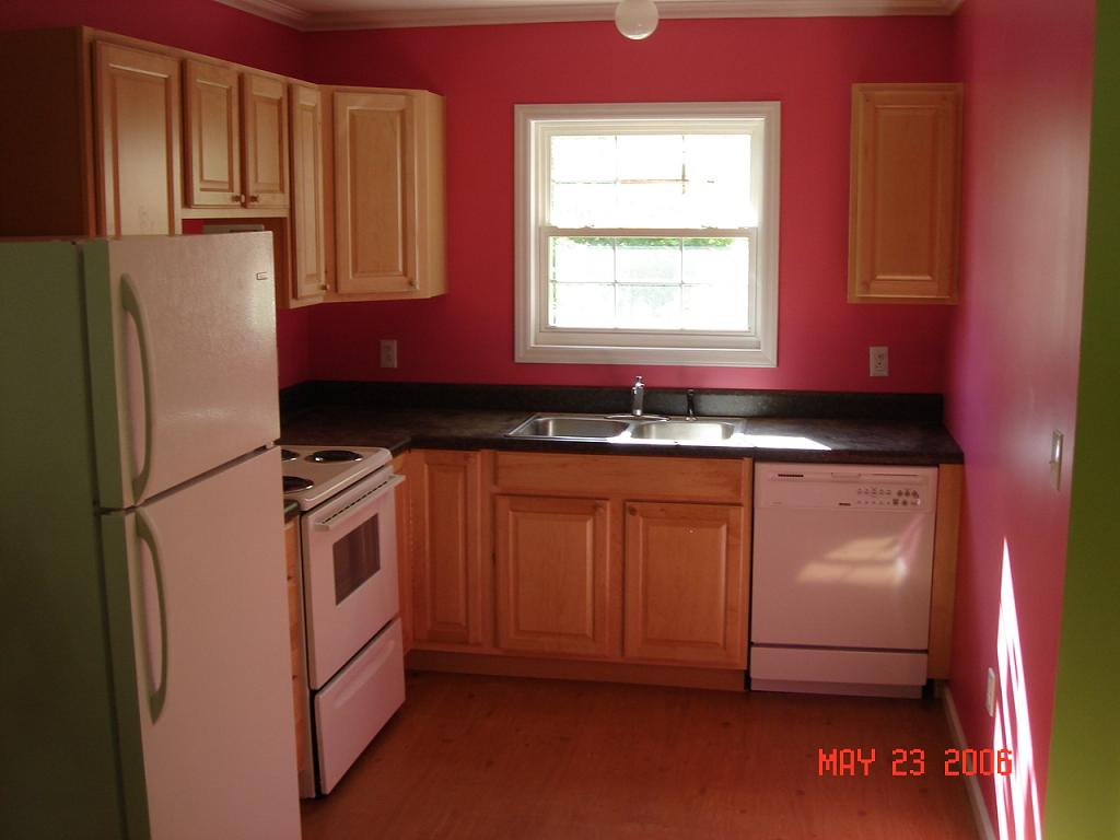 my first kitchen