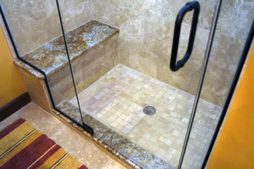 custom shower 2
