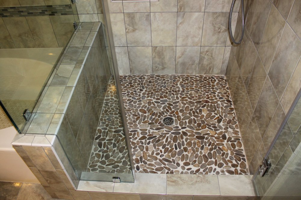 custom shower 8