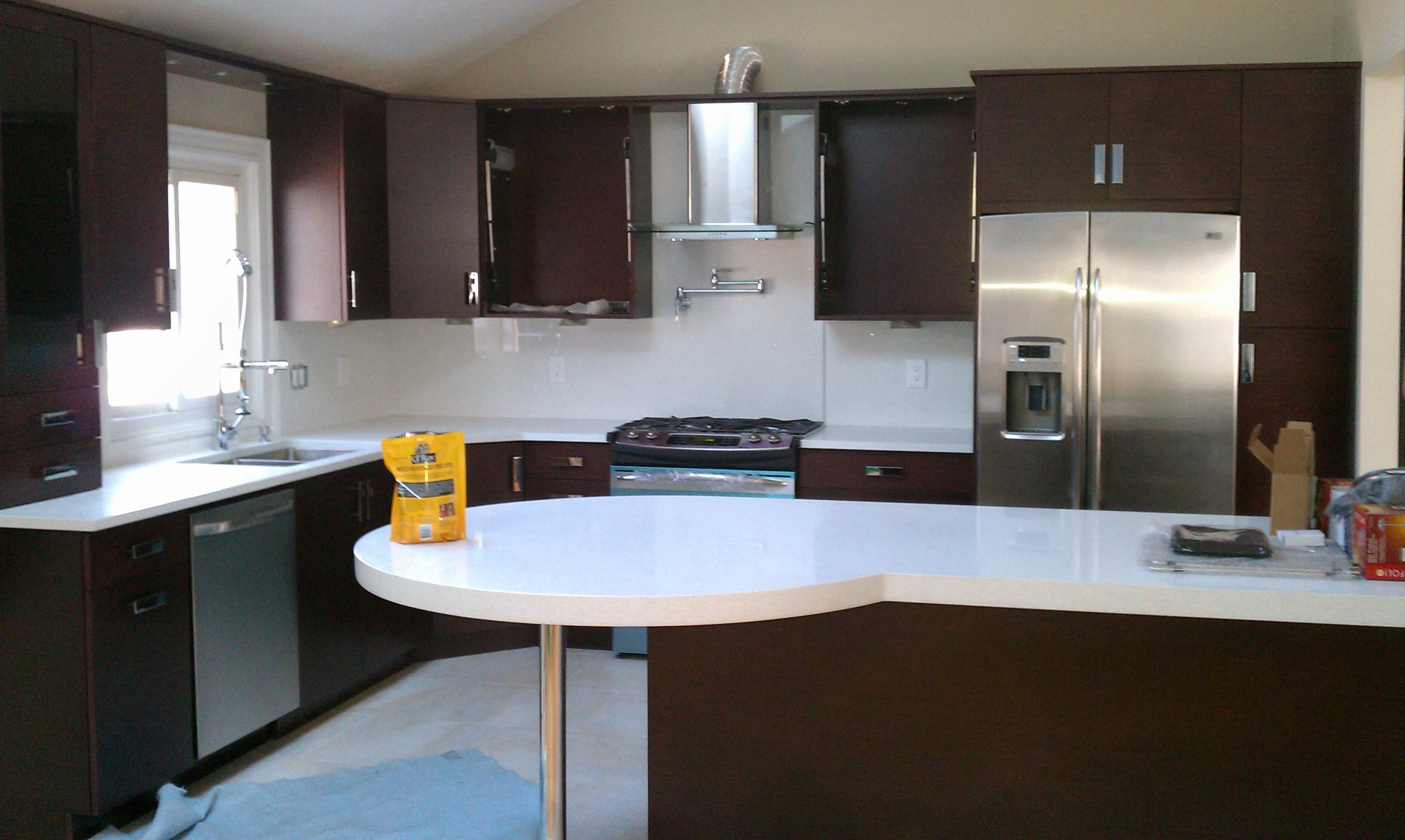 Kitchen Appliances Installed