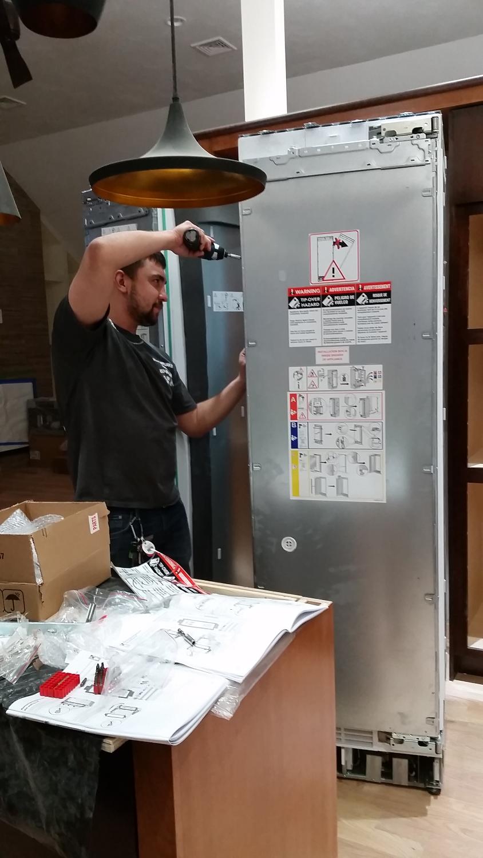 Thermador Refrigirator Assembly