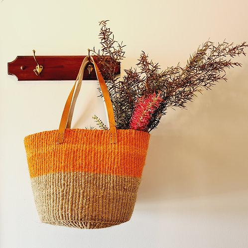 Lucy shoulder bag orange