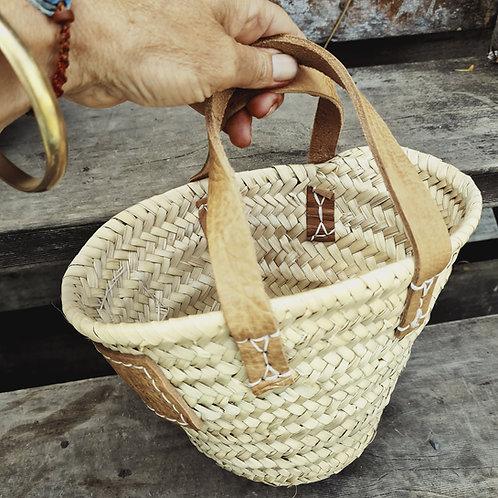 French mini basket