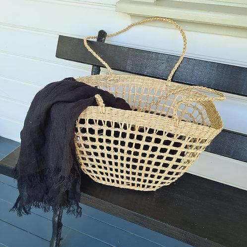 Sea Grass Net basket