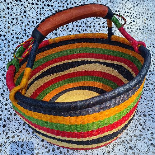 #5 African Market Basket round