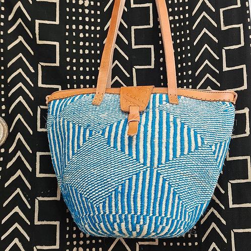 *Shoulder Bag  - sky blue