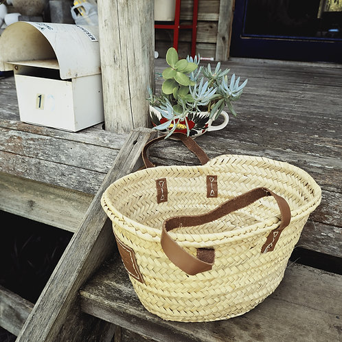 French basket small