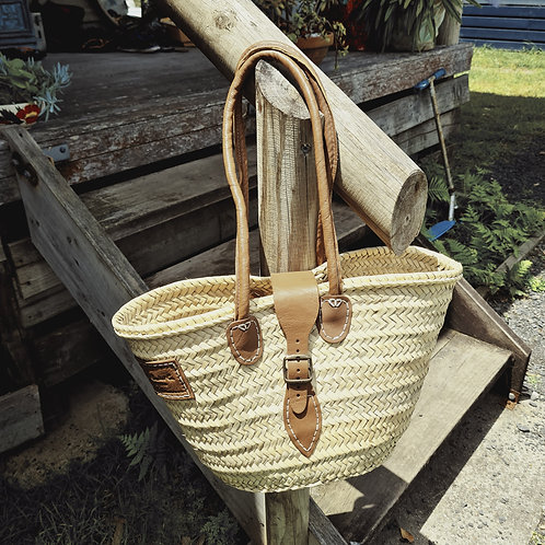 French buckle basket