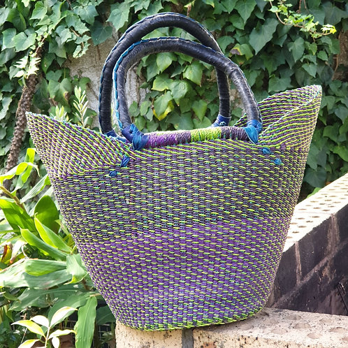 #2 African Shopper medium