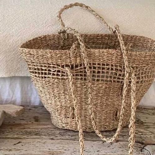 Seagrass open weave