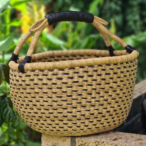 African Basket round