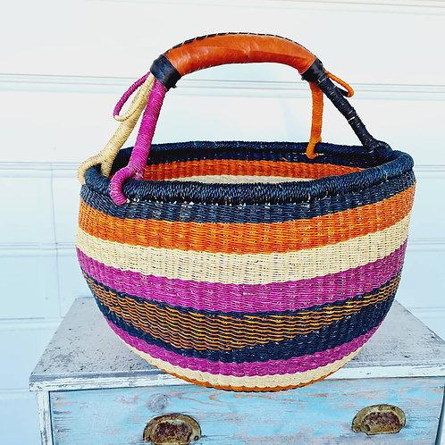 African Basket bright