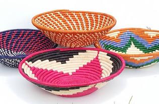 Nubian bowls