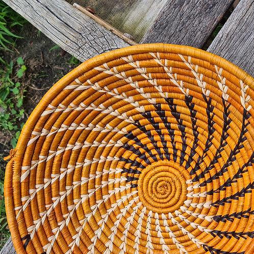 Rwandan Bowl - orange