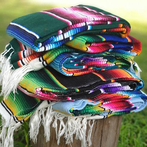 Mexican Scrape Blankets
