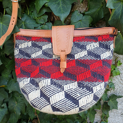 Shoulder Bag geometric #geo