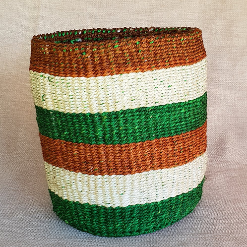 Sisal Kenyan Basket - Small