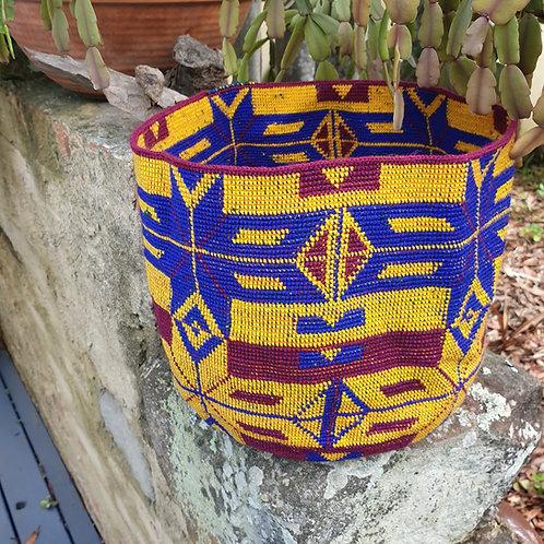 Fine weave wool Kiondo