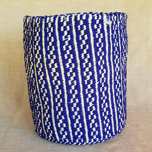 Wool/Sisal Kenyan Basket