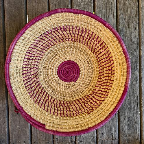Rwandan Bowl - swirl