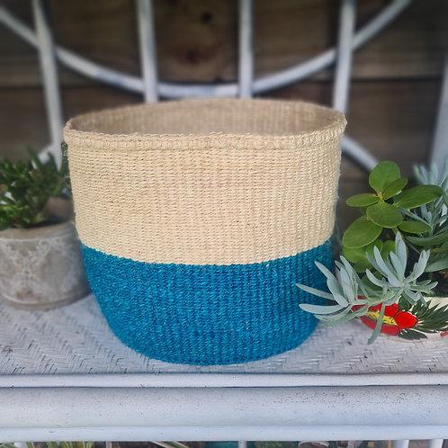 #SB Sky blue Kiondo basket