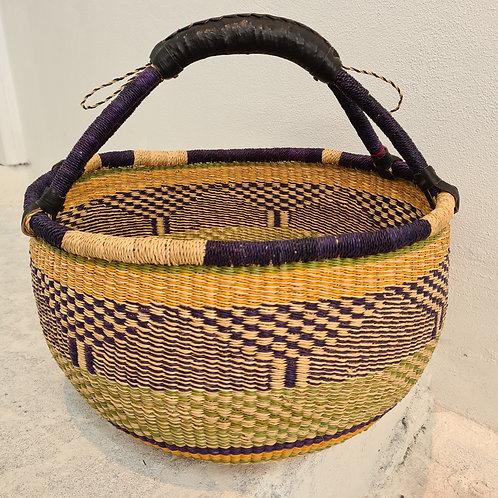 Round African Basket