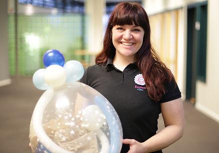 Ballongbukett ballongsøyle Eventyrlig Dekor Stavanger Sandnes Rogaland