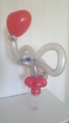 snopekopp i ballong