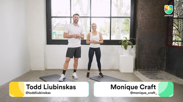 UNMIND: Boost Your Fitness Series