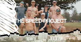 The Speed Project: Intro to the Bondi Team