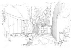 63916634-sketch-interior-perspective-lob