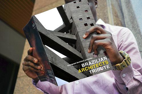 Brazilian Architects Tribute Magazine