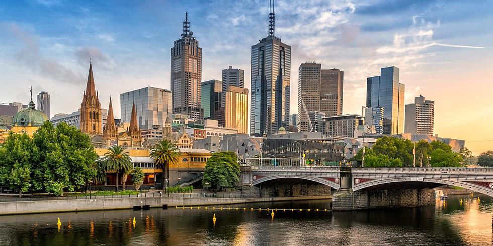 Encontro Arquitetos e Engenheiros de Melbourne