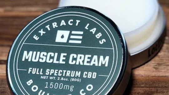 Full Spectrum Muscle Cream 1500mg
