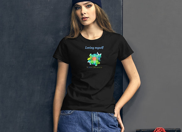 Borba Organics' Women's short sleeve t-shirt