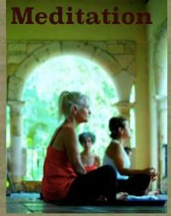 Meditation at The Monastery