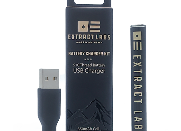 Extract Labs Battery Charger Kit