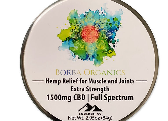 Hemp Relief for Muscle and joints