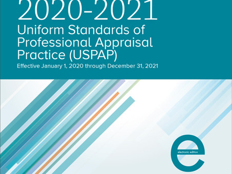 USPAP Updates for 2022 - 2023