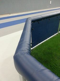 Rail & Wall Padding   Soccer
