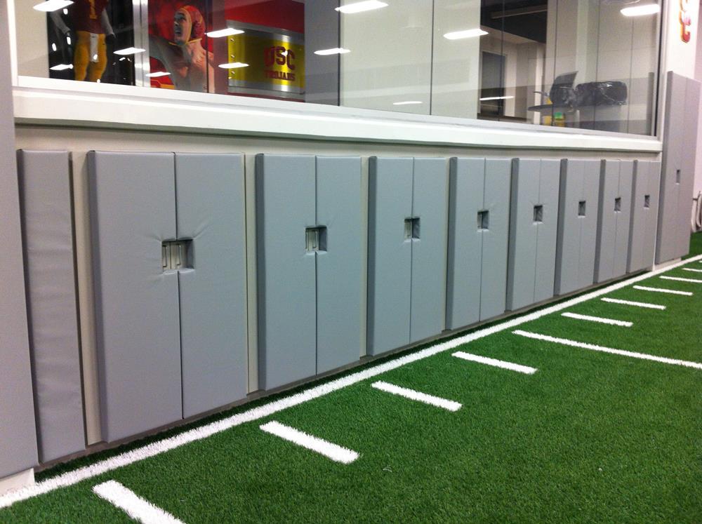 Wall Padding  Football Field Padding