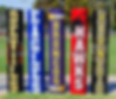 Field - Wall Pads - Post Padding - Graphics