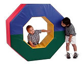 Sports Venue Padding - Indoor - Printed - Graphics - Wall Padding - Skill Development - Early Childhood