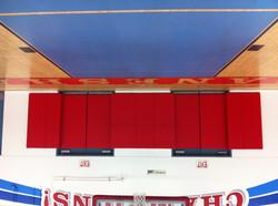 Indoor Wall & Door Padding | Court