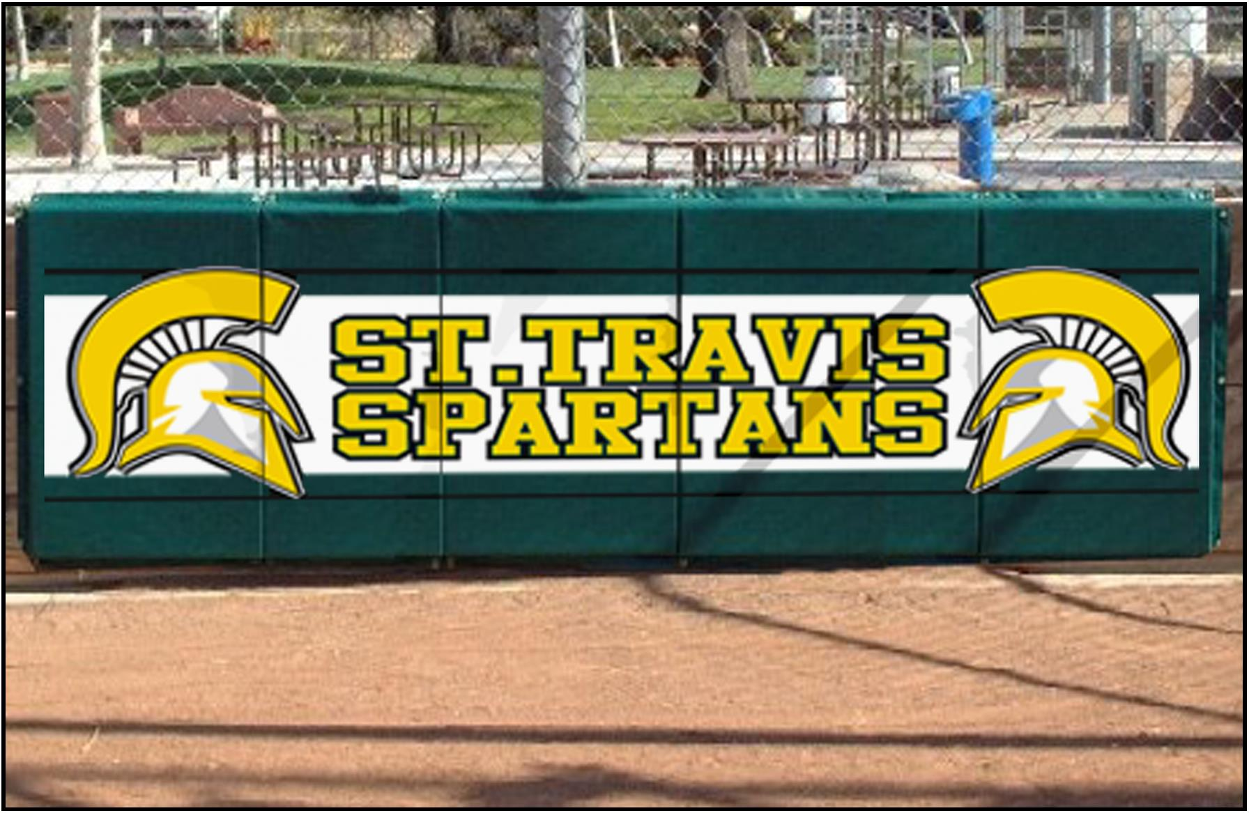 Wall Padding | Baseball Field